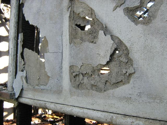 Safe Environments Asbestos Fire Damage Information